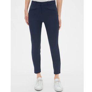 GAP Skinny Ankle Navy Blue Pants